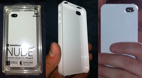 SwitchEasy Nude iPhone 4 Case Review