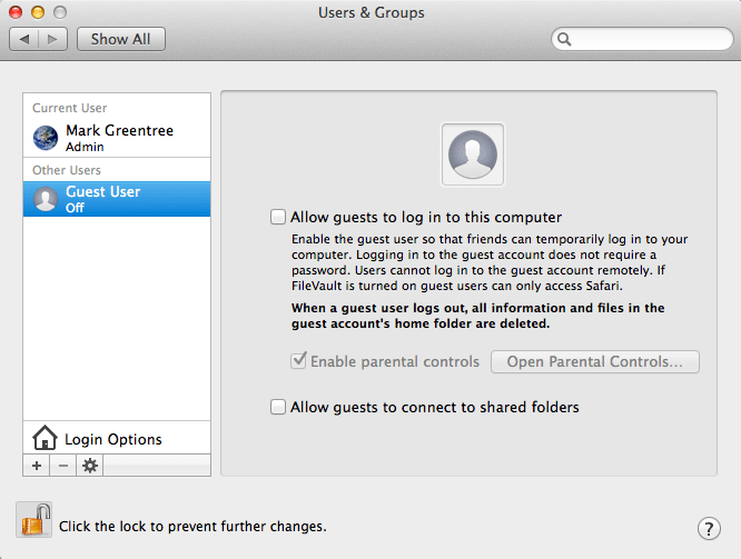 A Guide To Letting Other People Use Your Mac   mac-fusion
