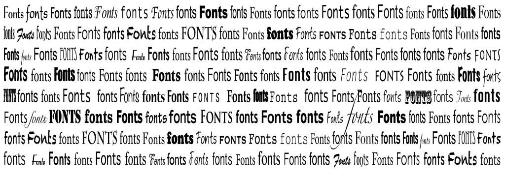 Tame Your Unruly Fonts