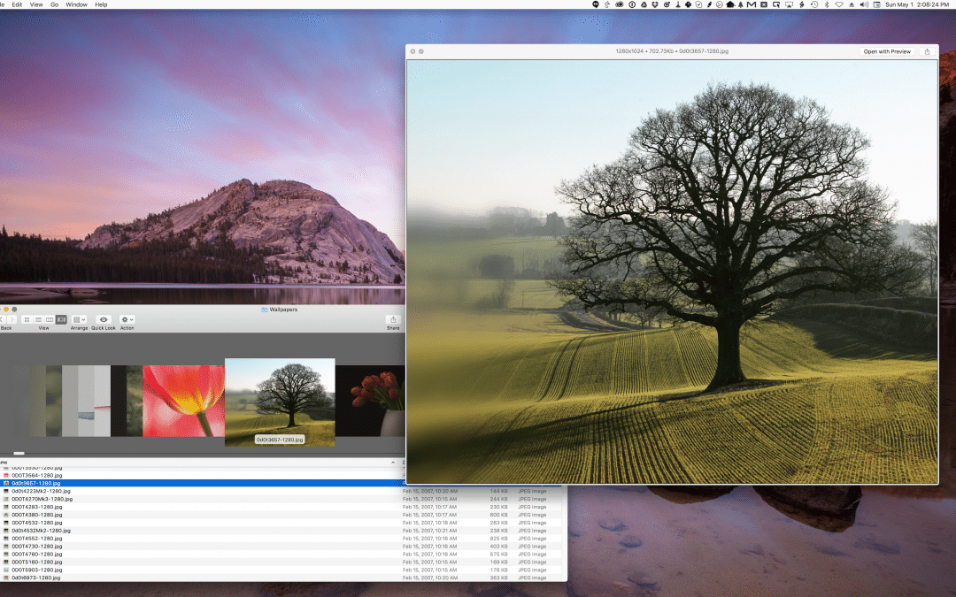 Use Quick Look to Peek inside Files and Folders on Your Mac
