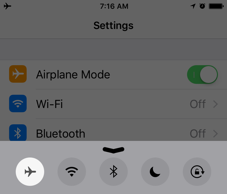 what does airplane mode do on iphone going into airplane mode flying with technology mac fusion 1861