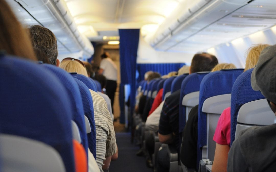 Going into Airplane Mode: Flying with Technology