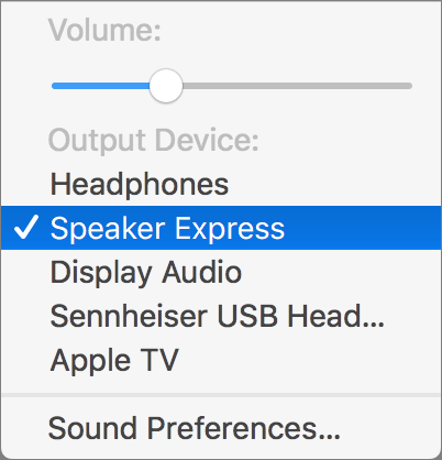 Use AirPlay to Send Audio and Video to Remote Speakers and