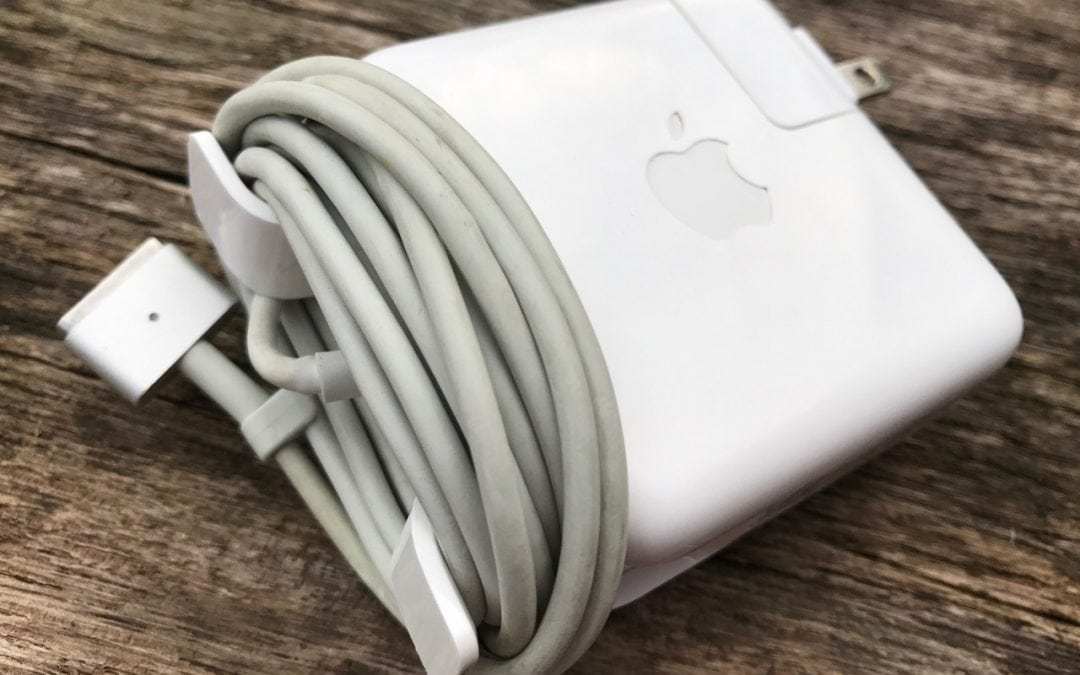 """Use Your MagSafe Power Adapter's """"Wings"""""""