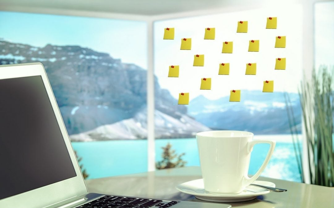 View Notes in Their Own Windows, and Float Them Over Everything Else