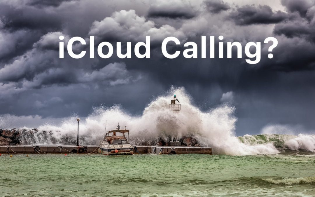 Beware iCloud Phishing Phone Calls!